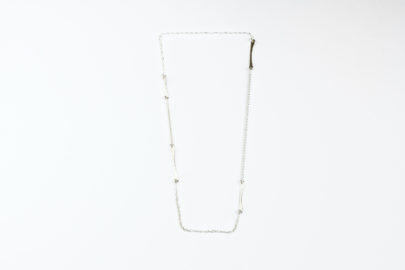 allure-short-layering-necklace-hammered-silver-dirtypretty-artwear-4