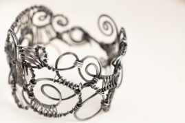 energy jewelry - iron bracelet