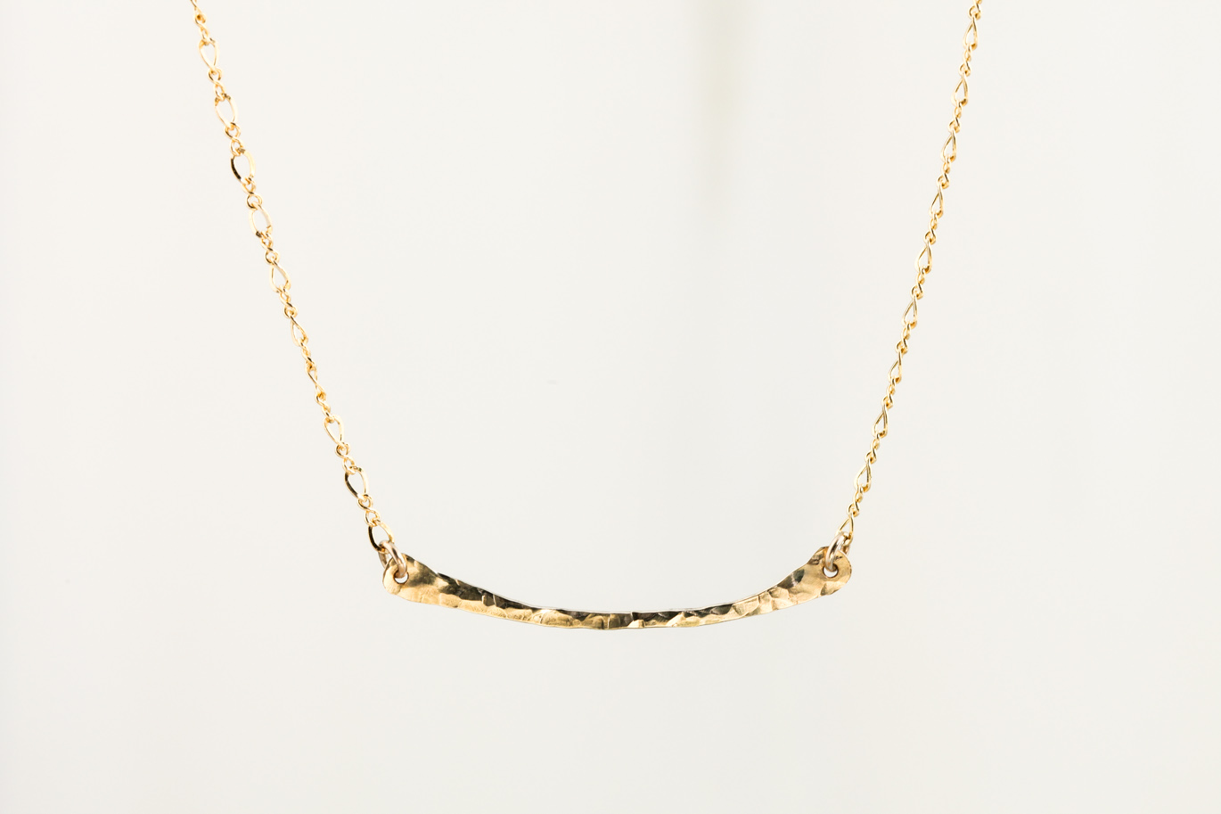 products jpn cz simple layered necklace