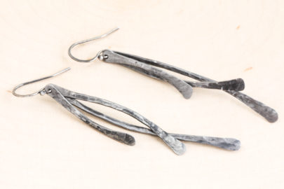 trio-rustic-handcrafted-dangle-earrings-hammered-steel-iron-dirtypretty-artwear-3