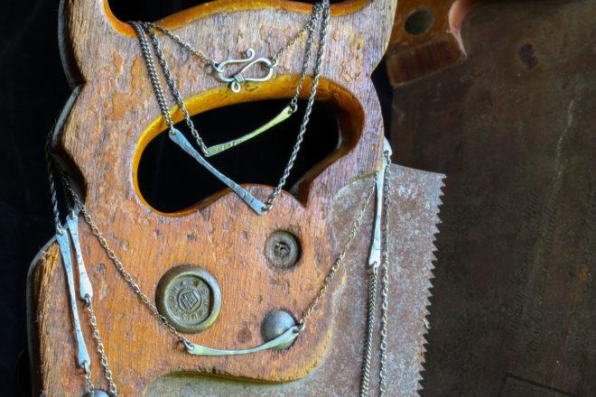 energy jewelry - iron and steel energy jewelry