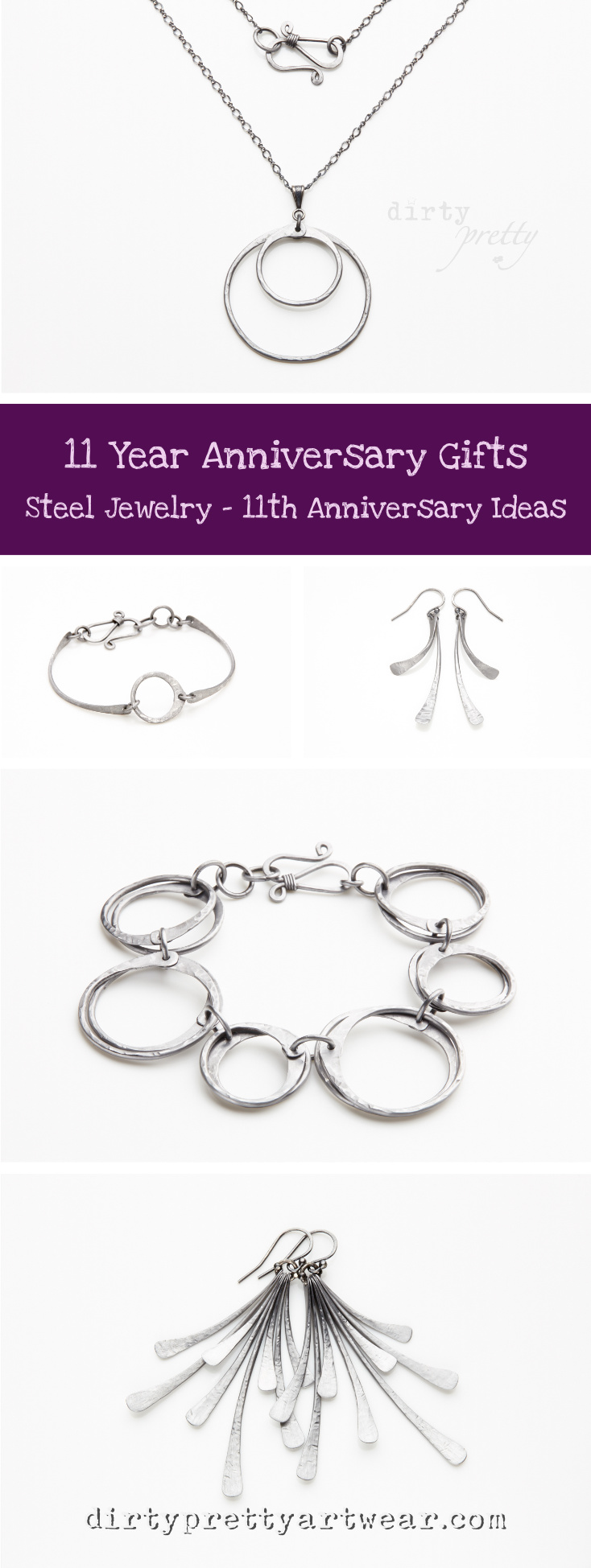Searching for the perfect 11 year anniversary gift? It's your anniversary (again!) and it's time to find a couple 11th anniversary ideas for that special ...