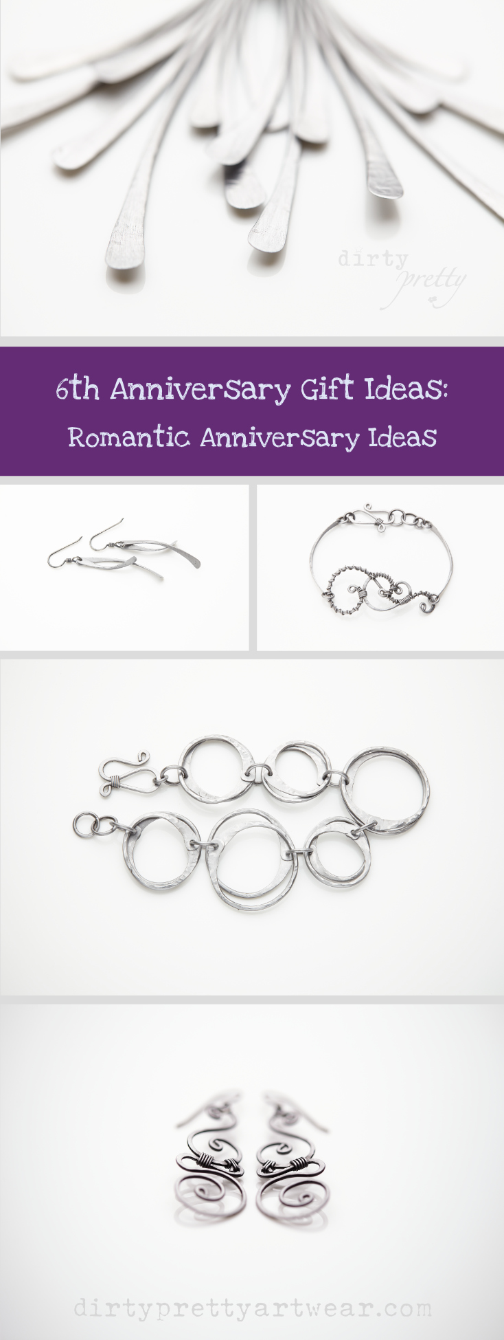 6th Anniversary Gift Ideas: romantic anniversary ideas for your 6th ...